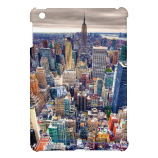 Empire State Building and Midtown Manhattan iPad Mini Cases