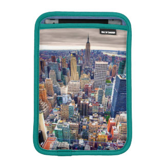 Empire State Building and Midtown Manhattan iPad Mini Sleeve