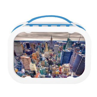 Empire State Building and Midtown Manhattan Lunch Box