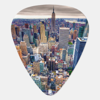 Empire State Building and Midtown Manhattan Plectrum