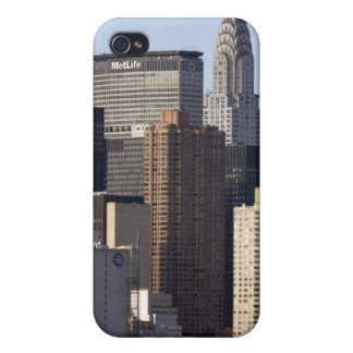 Empire State Building and New York City, New iPhone 4 Cover