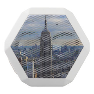 empire state building white boombot rex bluetooth speaker