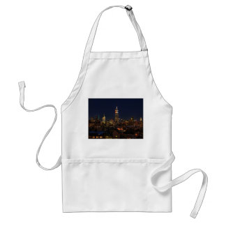 Empire State Building Election Night 2012 2 Aprons