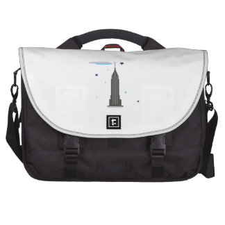Empire State Building Laptop Bags