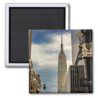 Empire State Building Fridge Magnet