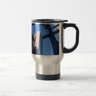 Empire State Building Manhattan Travel Mug
