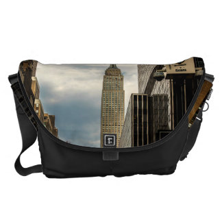 Empire State Building Courier Bags