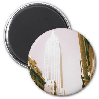 Empire State Building, New York City Magnet