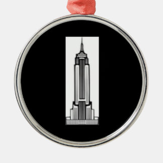 Empire State Building New York City Ornament
