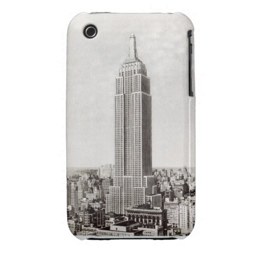 Empire State Building New York iphone Touch iPhone 3 Case