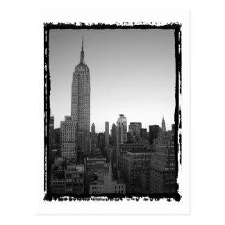 Empire State Building Photo 2 Postcard