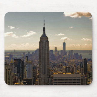 Empire State Building Photo in NYC Mouse Pad