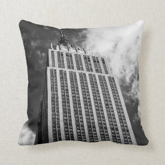 Empire State Building Photo, New York City Cushion