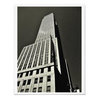 Empire State Building Photo Print