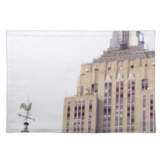 Empire State Building Placemat