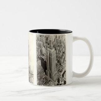 Empire State Building Souvenir Mug