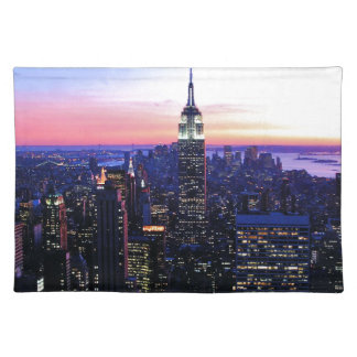 Empire State Building: Sunset Placemat