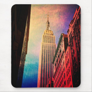 Empire State Building - Surreal - New York City Mousepad