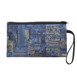 Empire State Building Wristlet