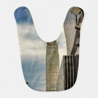 Empire State Building Bib
