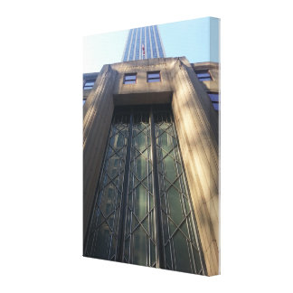 Empire State Gallery Wrapped Canvas