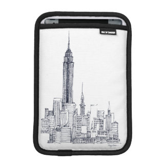 Empire State iPad Mini Sleeve