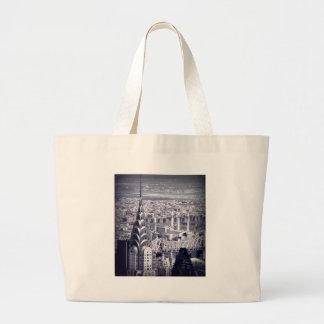 Empire State Jumbo Tote Bag
