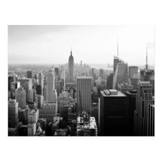 Empire States Building Manhattan Postcard