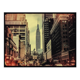 Empire Street View Postcard
