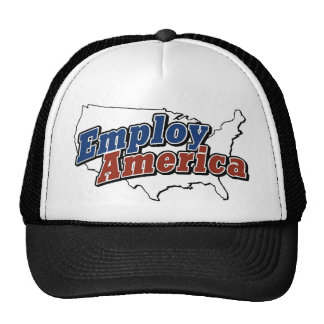 Employ America Products Trucker Hat