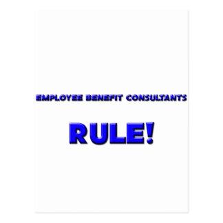 Employee Benefit Consultants Rule! Postcard