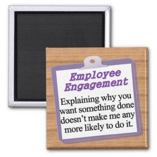 Employee Engagement Magnet