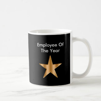 Employee Of The Year Coffee Mug