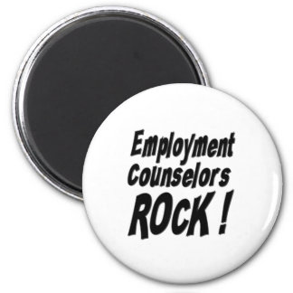 Employment Counsellors Rock! Magnet