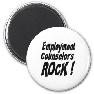 Employment Counselors Rock! Magnet
