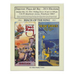Empower PDR BoTK – Toes Sand Poster