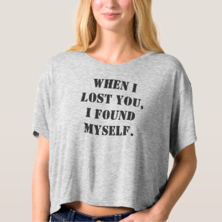 Empowered Break-Up T-Shirt
