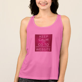 Empowering People Active Wear (Women Collection) Tank Top