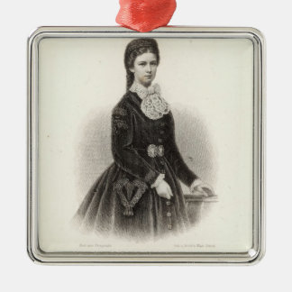 Empress Elisabeth of Austria Christmas Ornament