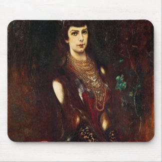 Empress Elizabeth of Austria, 1883 Mouse Pad
