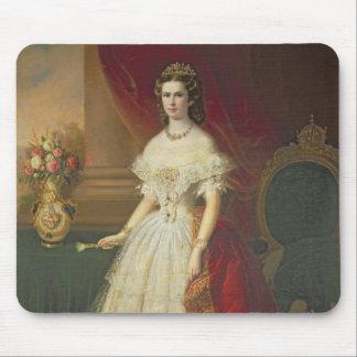 Empress Elizabeth of Bavaria , 1863 Mouse Pad