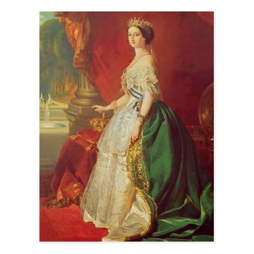 Empress Eugenie Post Cards