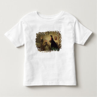Empress Eugenie  Visiting the Unfortunate, 1864 Toddler T-Shirt