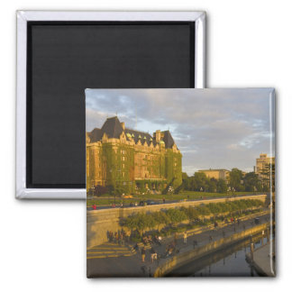 Empress Hotel and Inner Harbour waterfront, Magnet