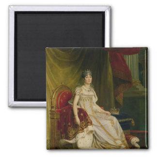 Empress Josephine  1808 Square Magnet