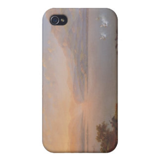 Empress Josephine  arriving to visit Napoleon iPhone 4/4S Cover