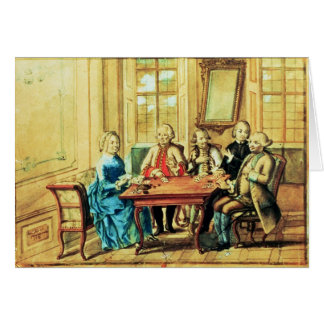 Empress Maria Teresa of Austria Greeting Cards