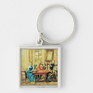 Empress Maria Teresa of Austria Key Ring
