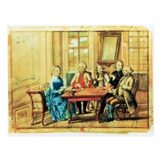 Empress Maria Teresa of Austria Postcard