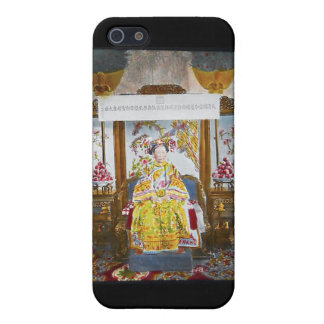 Empress of China Vintage Glass Slide iPhone 5/5S Case